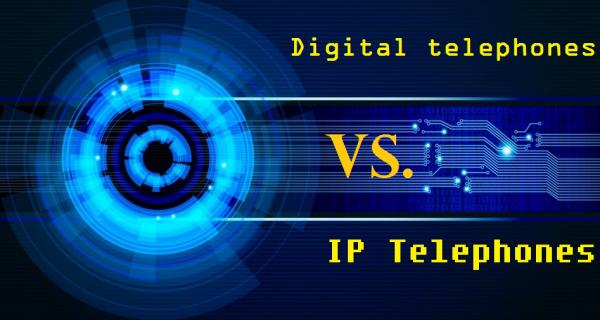 Téléphones: IP Vs. Numérique