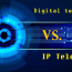 Desk Phones: IP Vs. Digital
