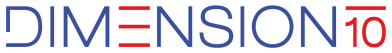 Dimension10 logo